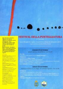 FESTIVAL PUNTEGGIATURA LOCANDINA